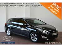 2013 Hyundai i40 1.7CRDI STYLE BLUEDRIVE-NAV-PARKING SENSORS-BLUETOOTH-F.S.H.