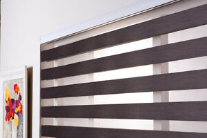 Zebra Blinds and Shades/Roman