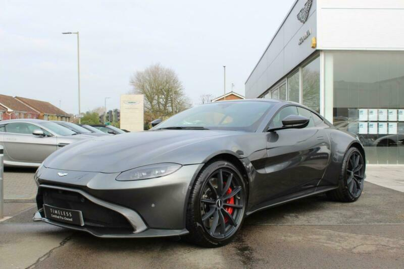 2019 Aston Martin New Vantage 2dr ZF 8 Speed Automatic Petrol Coupe   in  Tunbridge Wells, Kent   Gumtree