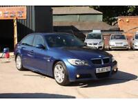 2007 BMW 320I M SPORT LE MANS BLUE