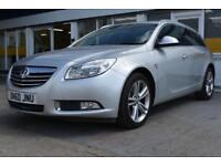 2010 60 VAUXHALL INSIGNIA 2.0CDTi 160 SRi ESTATE GOOD AND BAD CREDIT CAR FINANCE