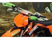 KTM SX 250 Motocross Bike (2stroke)