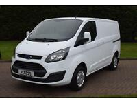 Ford Transit Custom swb T270 2.2 tdci 6 speed