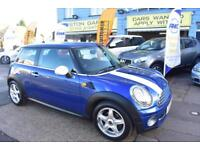 2007 57 Mini 1.6TD Cooper D GOOD & BAD CREDIT CAR FINANCE AVAILABLE