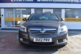BAD CREDIT CAR FINANCE AVAILABLE 2012 12 VAUXHALL INSIGNIA 2.0 CDTi ELITE AUTO