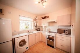 Bright, spacious 2 bed city centre flat