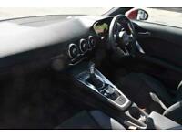 2015 Audi TT COUPE 2.0T FSI Quattro S Line 2dr S Tronic Auto Coupe Petrol Automa