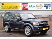 2010 Land Rover Discovery 3.0 TD V6 HSE 4X4 5dr Diesel blue Automatic
