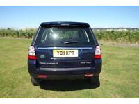 2011 Land Rover Freelander 2 2.2 TD4 HSE 5dr