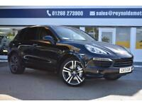 Porsche Cayenne 4.1 D V8 S TIPTRONIC S GOOD AND BAD CREDIT CAR FINANCE AVAILABLE