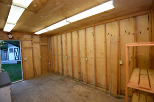 Private Storage or workshop for rent