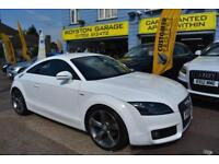 2010 10 AUDI TT COUPE 2.0TFSi S LINE SPECIAL EDITION GOOD AND BAD CREDIT FINANCE