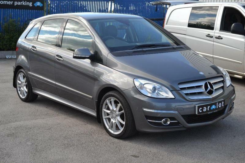 2009 mercedes benz b class 2 0 b180 cdi se cvt 5dr in spondon derbyshire gumtree. Black Bedroom Furniture Sets. Home Design Ideas