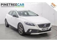 2013 VOLVO V40 CROSS COUNTRY 1.6 D2 Lux 5dr start stop