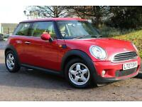 2007 MINI COOPER MINI ONE RED WITH TAN LEATHER ONLY 63K MILES