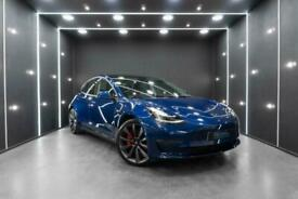 image for 2020 Tesla Model 3 Performance, Panoramic Roof, 20 inch Alloys Auto Saloon Elect