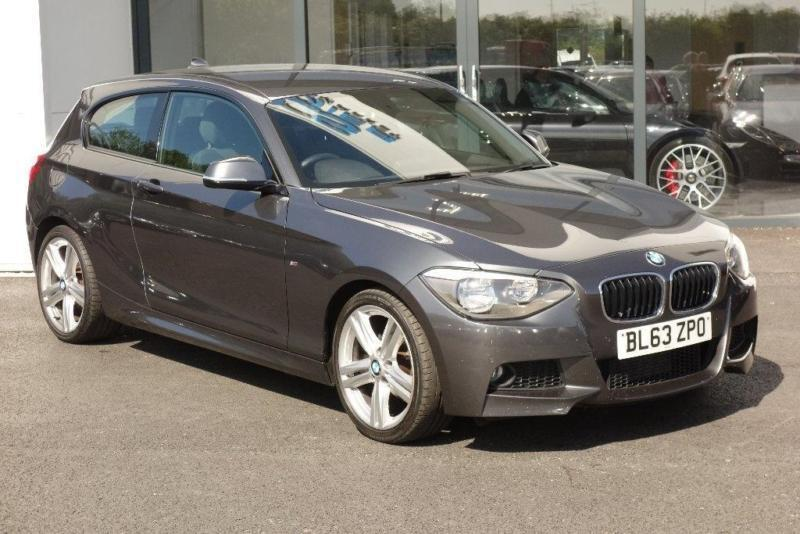 2014 bmw 1 series 1.6 116i m sport sports hatch 3dr (start/stop