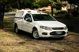 2014 FORD FALCON FG MK2   4.0L 6 SP AUTO SEQ SPORTSHIFT Welshpool Canning Area Preview