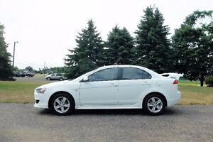 2009 Mitsubishi Lancer ES- ONE OWNER SINCE NEW!!  4 NEW TIRES!!
