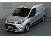 FORD TRANSIT CONNECT 1.6 210 ECONETIC 94 BHP L2 H1 LWB LOW ROOF A/C