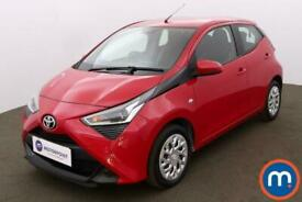 image for 2019 Toyota AYGO 1.0 VVT-i X-Play 5dr x-shift Auto Hatchback Petrol Automatic