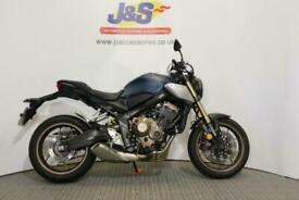 2020 Honda CB 650 RA-K