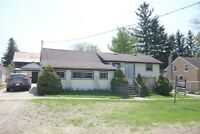Bungalow on Large Lot in Village of Ethel