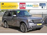 2013 Land Rover Range Rover 4.4 TD V8 Autobiography 5dr Diesel grey Automatic
