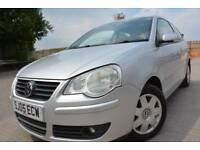 VOLKWAGEN POLO S 1.4 75 3 DOOR*LOW MILEAGE*FULL HISTORY*FULL MOT*2 LADY OWNERS*