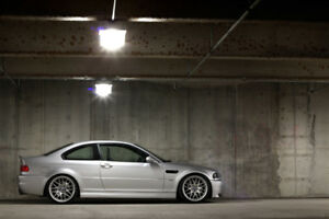 2005 BMW SUPERCHARGED M3 (E46)