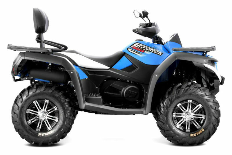 CF moto C Force 550 Quad Long wheel base Euro 4x4 2019 with factory  warranty | in Stone, Staffordshire | Gumtree