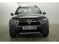 2013 Dacia Duster LAUREATE DCI 4WD Diesel grey Manual