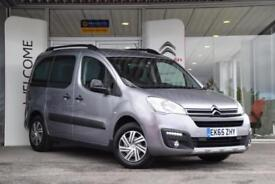 2015 CITROEN BERLINGO MULTISPACE 1.6 BlueHDi 100 XTR 5dr ETG6
