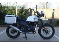 ROYAL ENFIELD 411 CC SINGLE CYLINDER HIMALAYAN ROYALENFIELD ENDURO ADVENTURE