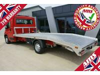 2020 Fiat Ducato 150bhp Recovery Truck Car Transporter AC