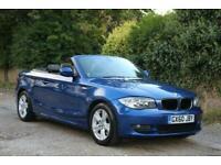2011 BMW 120D SE Auto Convertible Diesel Automatic