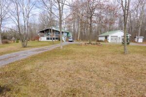 WOW! 100 Acres of Tranquility with a 3 bed bungalow.