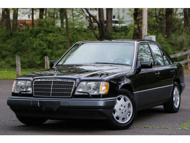 1995 mercedes e300d e300 d diesel rare l6 24v low 71k for 1995 mercedes benz e300 diesel for sale
