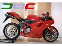 2007 Ducati 1098 Red Only 4,595 Miles 2 Owners Termi Exhausts
