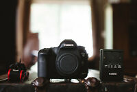 Canon 5D Mark iii (body only) - excellent condition
