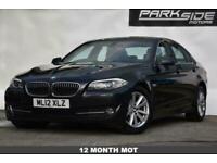 2012 BMW 5 Series 2.0 520D SE 4d 181 BHP Saloon Diesel Automatic