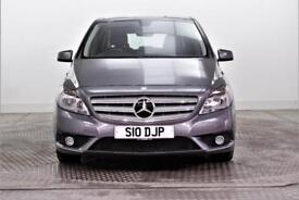 2014 Mercedes-Benz B Class B180 CDI BLUEEFFICIENCY SE Diesel grey Automatic