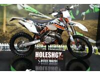 2015 KTM EXC 250 6 DAYS ENDURO BIKE, ROAD REG, ELECTRIC START,