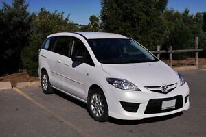 2008 Mazda5 GS, 6-pass car with Safety and Emission!