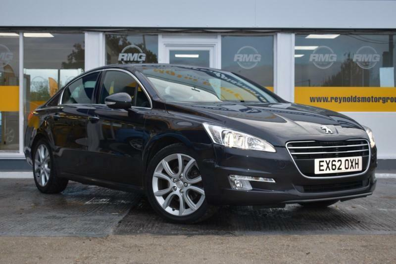 2012 62 peugeot 508 2 0hdi 163 allure good and bad credit car finance available in basildon. Black Bedroom Furniture Sets. Home Design Ideas