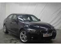 2014 BMW 3 Series 320D XDRIVE M SPORT Diesel black Manual