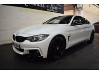 2013 13 BMW 4 SERIES 2.0 420D M SPORT 2D AUTO 181 BHP DIESEL