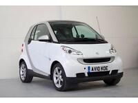 2010 SMART FORTWO 0.8CDI PULSE| FREE TO TAX | £92 A MONTHLY