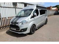 Custom Camper Explore Pop Top Van Conversion For Sale