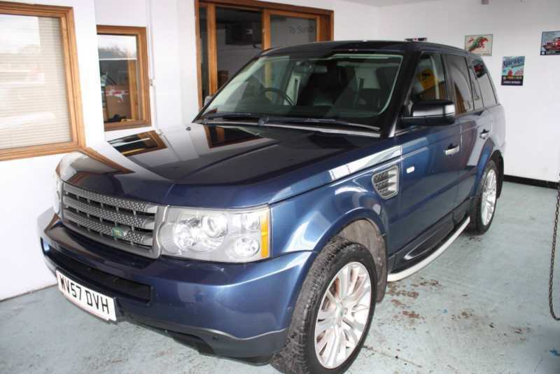 land rover range rover sport 2 7td v6 auto 2007my s in. Black Bedroom Furniture Sets. Home Design Ideas